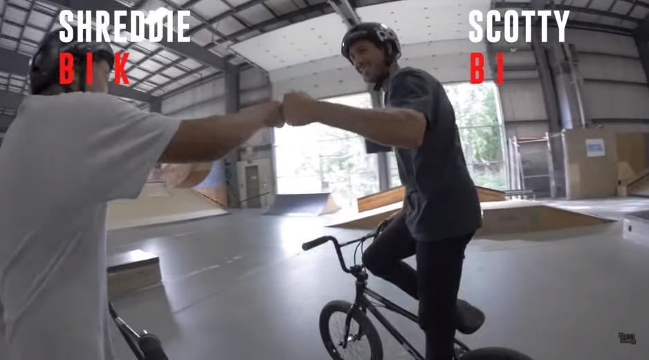 Game Of Bike: 'Scotty Cranmer Vs 11 Year Old Street Gawd'