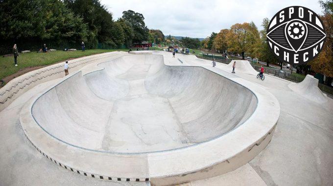 SPOT CHECK: Bath Skatepark