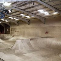 corby adrenaline alley skatepark