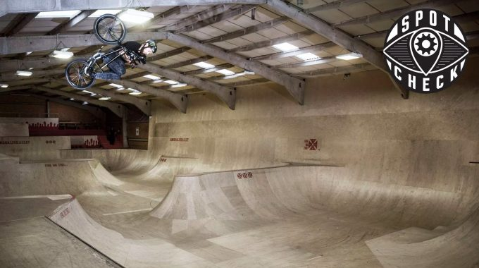 SPOT CHECK: Adrenaline Alley - Corby Skatepark
