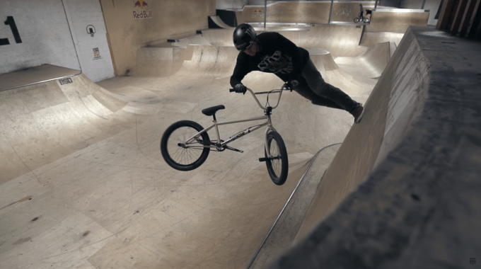 Mongoose: Ben Wallace at Unit 23
