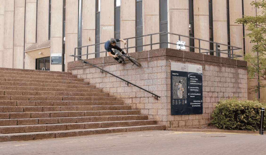 BSD: Alex Donnachie – On Home Turf
