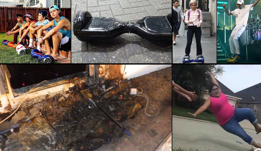 FRIDAY RANDOMS: Reasons Why you should buy a BMX and not a Hoverboard