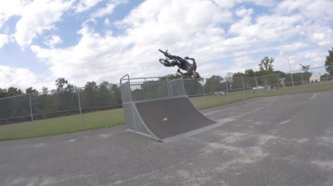 Scotty Cranmer - The Worst Skatepark Ever