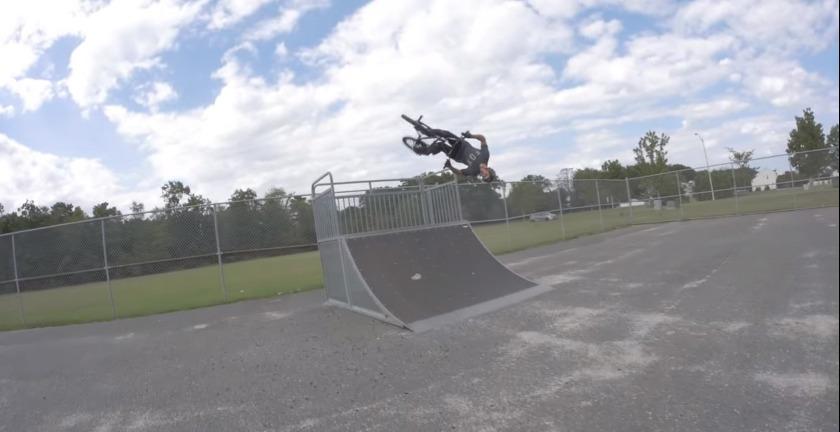 Scotty Cranmer - The Worst Skatepark Ever