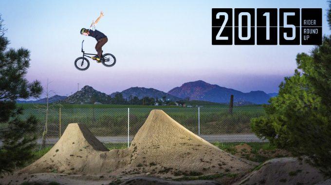 2015 ROUND UP: Dennis Enarson