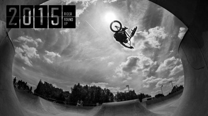 2015 ROUND UP: Greg Illingworth