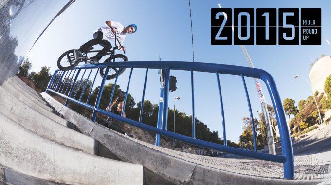 2015 ROUND UP: Jordan Godwin