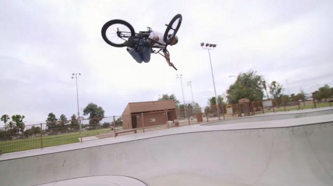 Monster Energy: Kevin Peraza - Arizona Fire