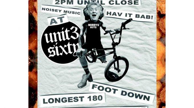 BCBMX Jam at Unit3Sixty Skatepark