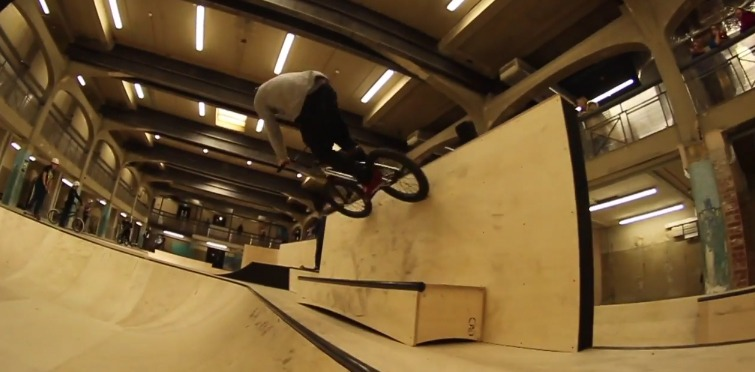 Sam Curtis: BMX At The Source Park