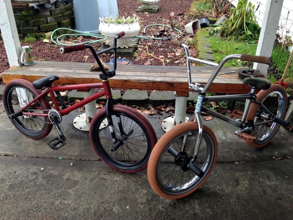 SALT PRO STEM V2 TOP LOAD OIL SLICK BMX BIKE JET FUEL FIT PRIMO SHADOW COLONY