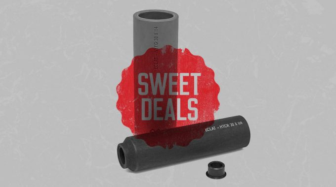 Sweet Deal Crucial BMX Shop: Éclat Venom Pegs