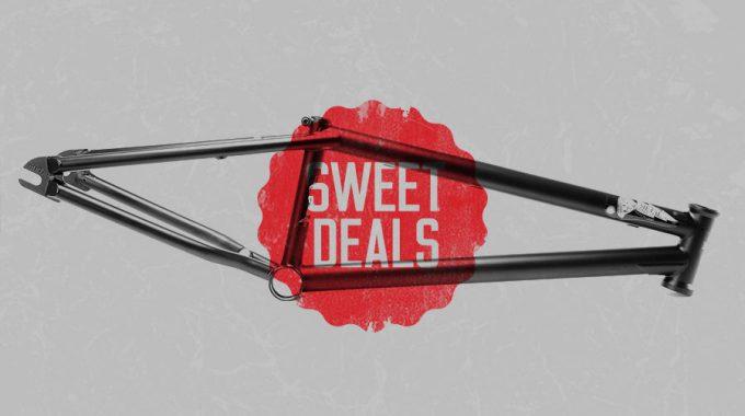Sweet Deal Dead Sailor: Metal Bikes - Moon Unit Frame