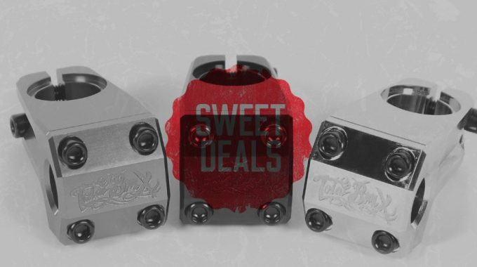Sweet Deal Custom Riders: Total BMX v1 Front Load Stem