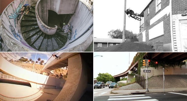 10 CRAZY WALLRIDES: The Full Edits