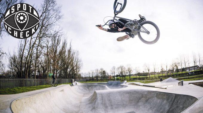 SPOT CHECK: Thame Skatepark