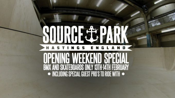 Source Park: Opening Soon!