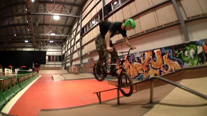 Joel Marchand: BSD Forever Bike Check Edit