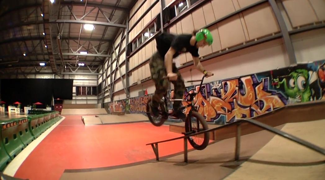 Joel Marchand: BSD Forever Bike Check Edit