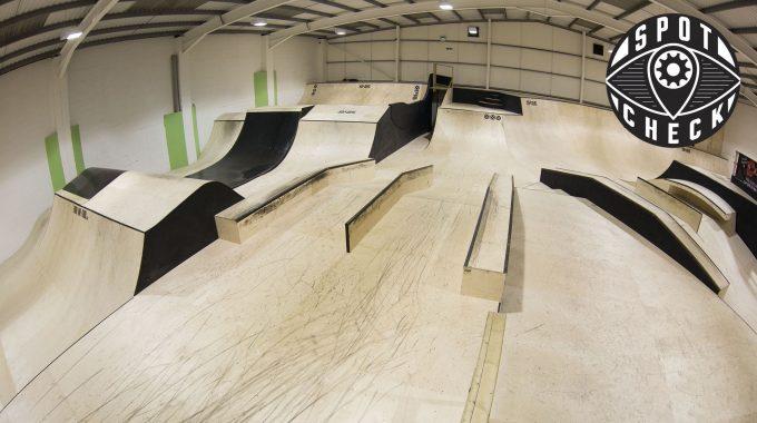 SPOT CHECK: The Base Skatepark