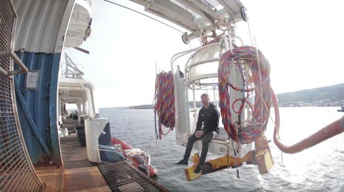 Jason Phelan: Deep Sea BMX Project