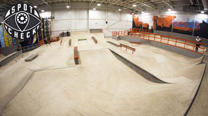 SPOT CHECK: Better Extreme Skatepark