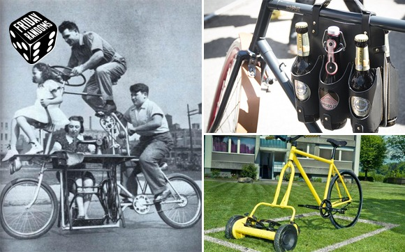 FRIDAY RANDOMS: Insane Bike Inventions!