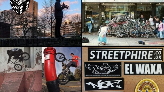 FRIDAY RANDOMS: Best of #UKBMX Instagram