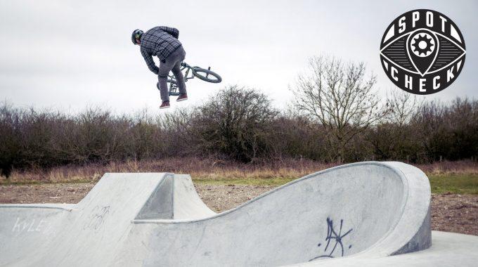 SPOT CHECK: Amesbury Skatepark
