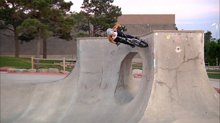 Red Bull: Girls Concrete Surfing in Colorado