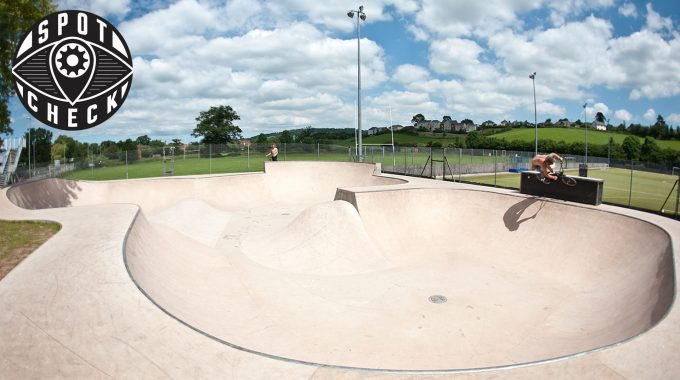 SPOT CHECK: Tiverton Skatepark