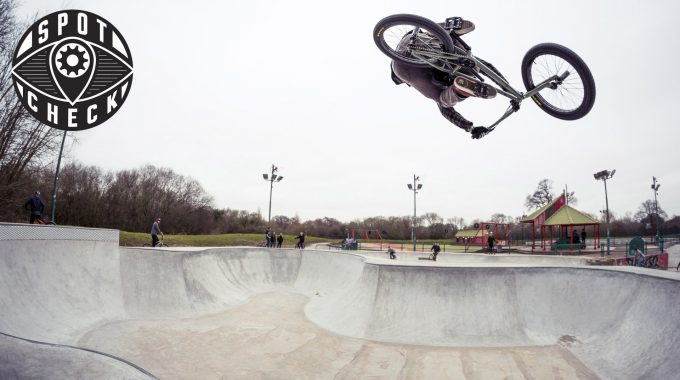SPOT CHECK: Totton - Bartley Park Skatepark