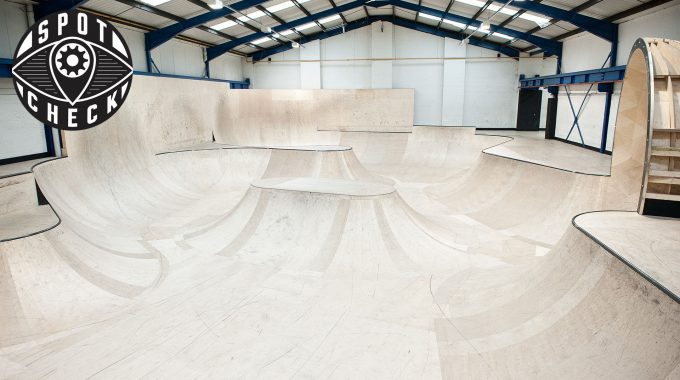 SPOT CHECK: Unit3sixty Skatepark