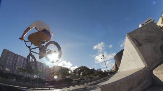 Federal Bikes: Michal Smelko - 'Island Life'
