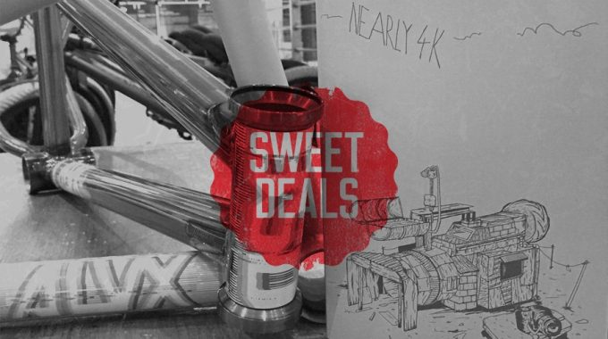 Sweet Deal 20Twenty: BSD ALVX Frame Deal