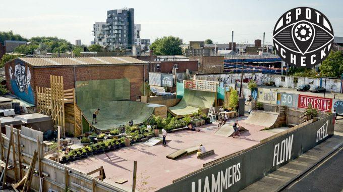 SPOT CHECK: Frontside Gardens Skatepark