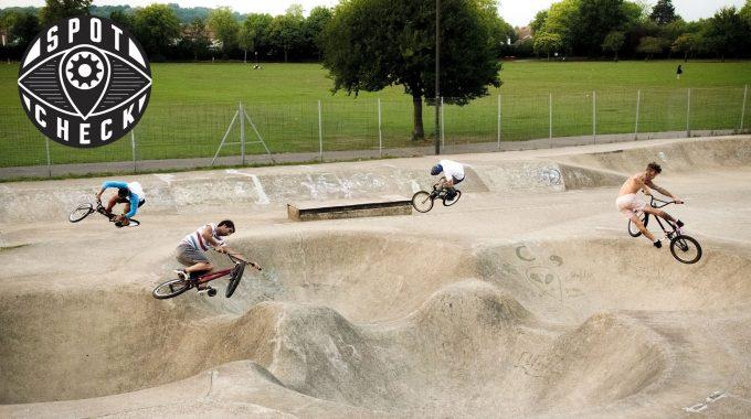 SPOT CHECK: Harrow Skatepark