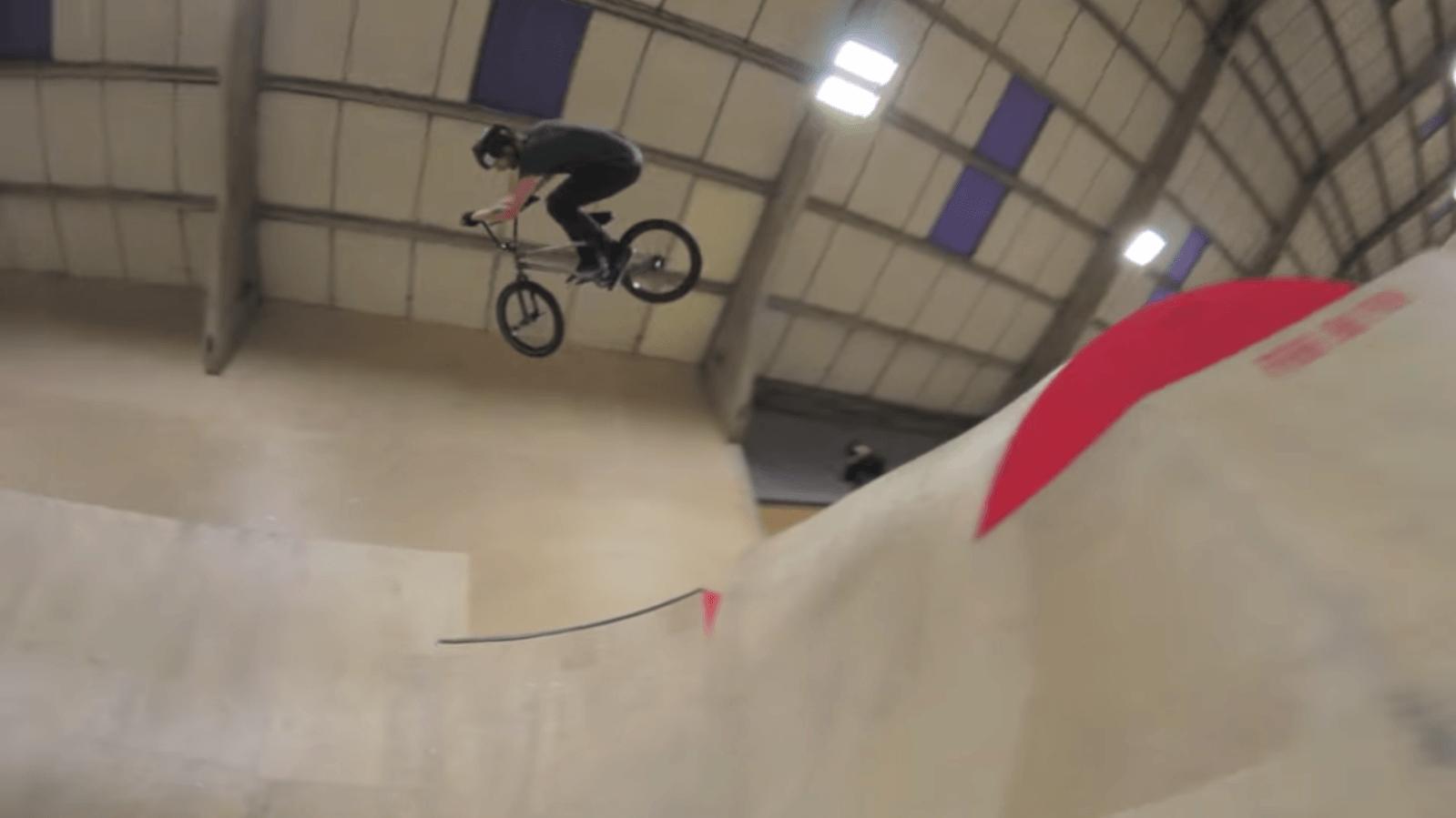 Jason Phelan: Full Speed in Corby's Bowl