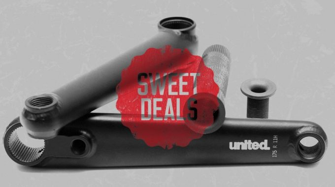 Sweet Deal The Boardroom: United Nash Cranks