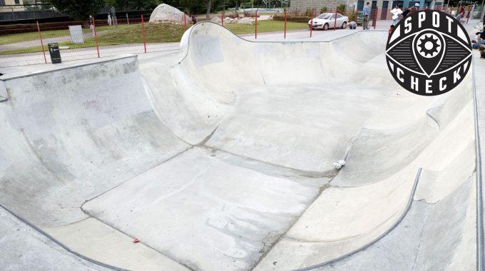 SPOT CHECK: Cantelowes Skatepark