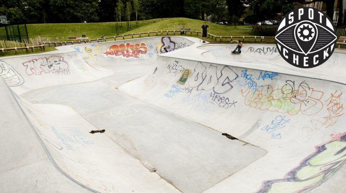 SPOT CHECK: Clissold Park Skatepark