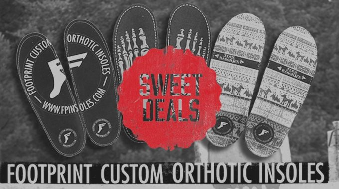 Sweet Deal Crucial BMX Shop: FP Insoles