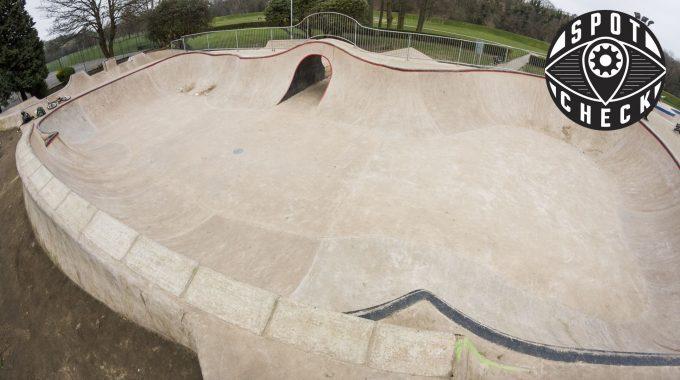 SPOT CHECK: Newport Skatepark