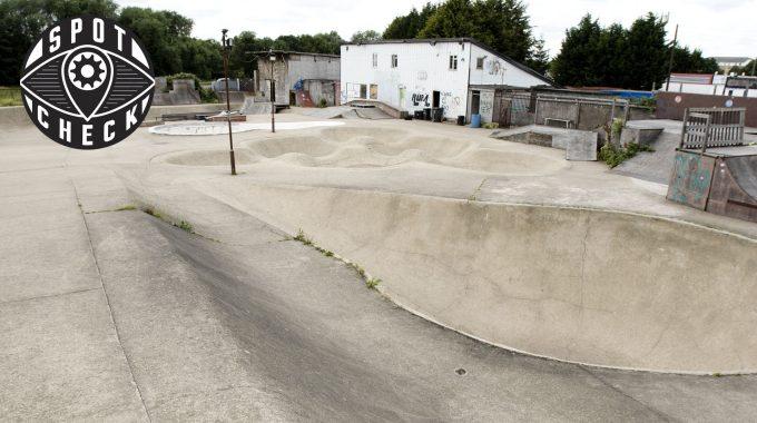 SPOT CHECK: ROM Skatepark