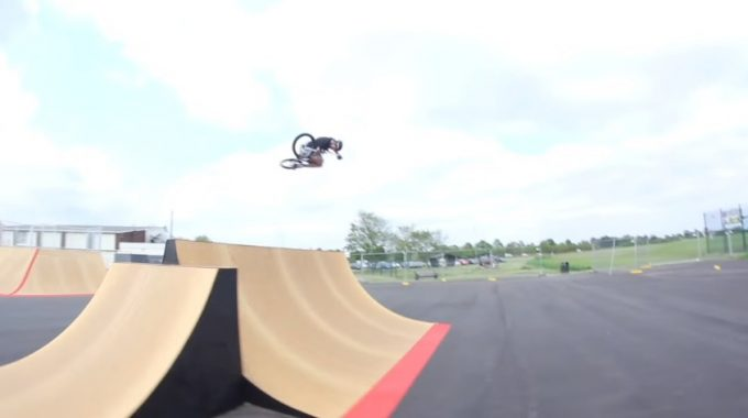Tall Order: Webisode #4 First big riding session with the team!