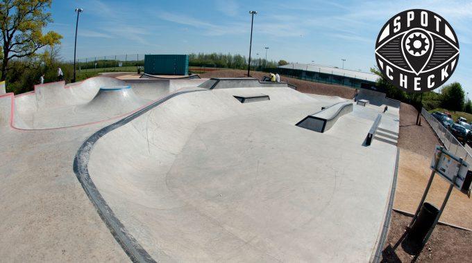SPOT CHECK: Bradley Stoke Skatepark