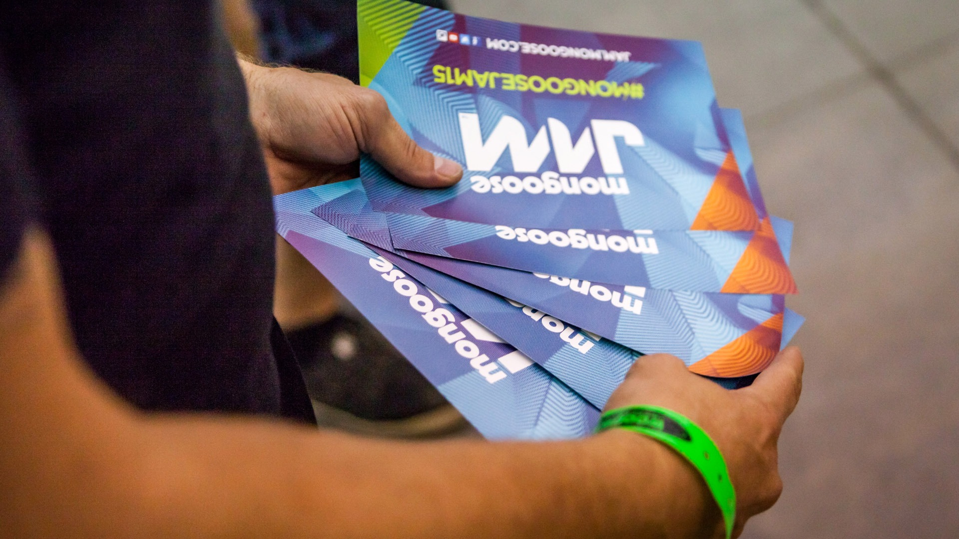 Mongoose Jam 2016: Open Contest and Session News