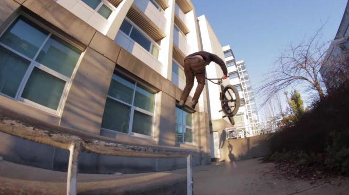 COLONY BMX: Nathan Hines