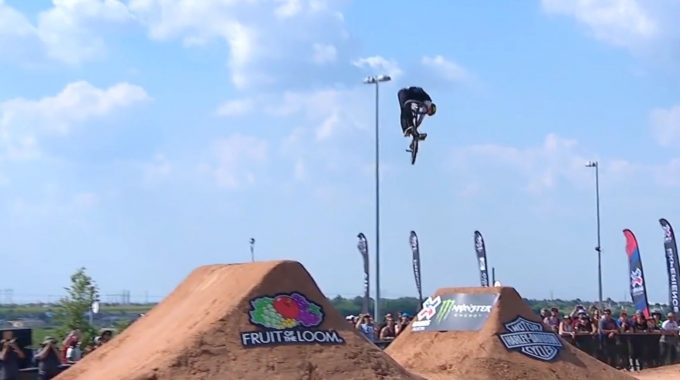 CHRIS DOYLE: Remembering X-Games